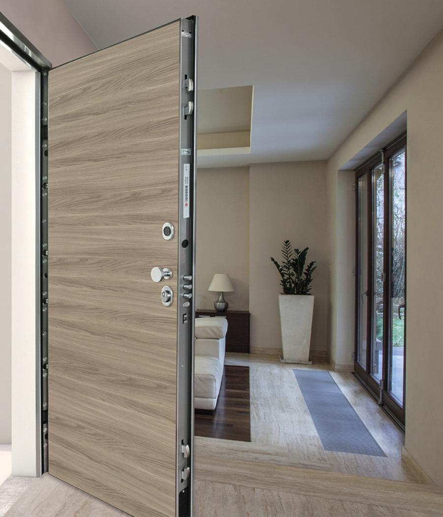 Okey porte porte blindate su misura made in italy - Maniglia per porta blindata ...